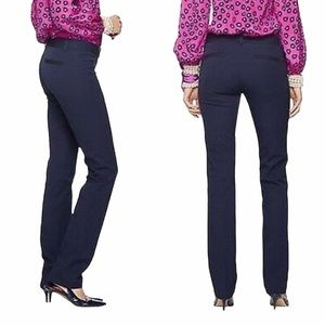 Lily Pulitzer Leigh midnight blue trouser pants